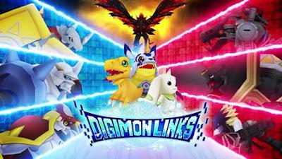baru ini cukup banyak yang memperbincangkan game mobile terbaru yaitu Digimon Links Digimon Links, Game RPG 3D Terbaru dari Bandai Namco untuk Android dan IOS