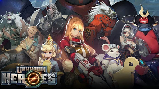 Download Unknown Heroes v1.0.1 APK - Jogos Android