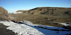 Glacier du Cratère