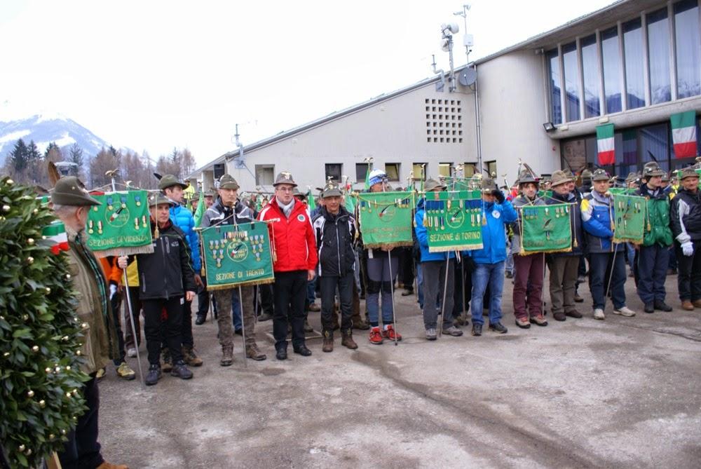 Campionato Nazionale ANA sci di fondo Piani di Bobbio - Campionati%2BNazionali%2BANA%2BBarzio%2Bapertura%2B8.JPG