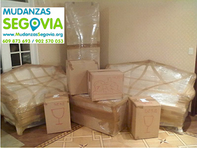 Transportes Roda de Eresma Segovia