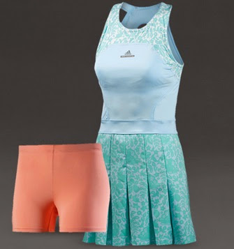 Women outfits for tennis