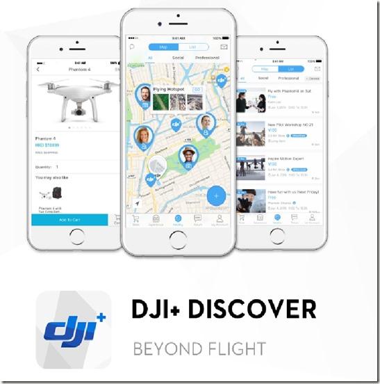 DJI Dicscover