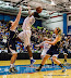 Jasmine Penny #31 (NCAA Women's Basketball: DePaul 56 vs. Notre Dame 84, McGrath-Phillips Arena, Chicago, IL, February 25, 2013)