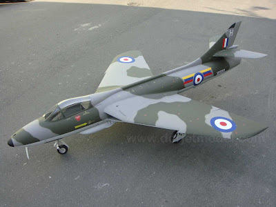 Hawker Hunter - UK scheme