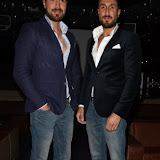 OIC - ENTSIMAGES.COM - Toni Alberti and John Alberti at the  Miss GB South East pageant at DSTRKT London 18th July 2015 Photo Mobis Photos/OIC 0203 174 1069
