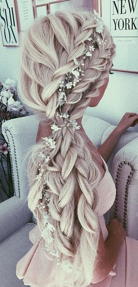 Top Amazing Wedding Hairstyles For 2018 !