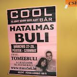 Cool bár - Március 28. szombat