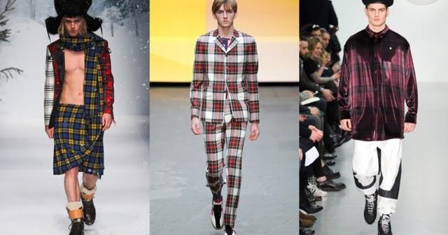 Fashion Menswear Trend  Orange
