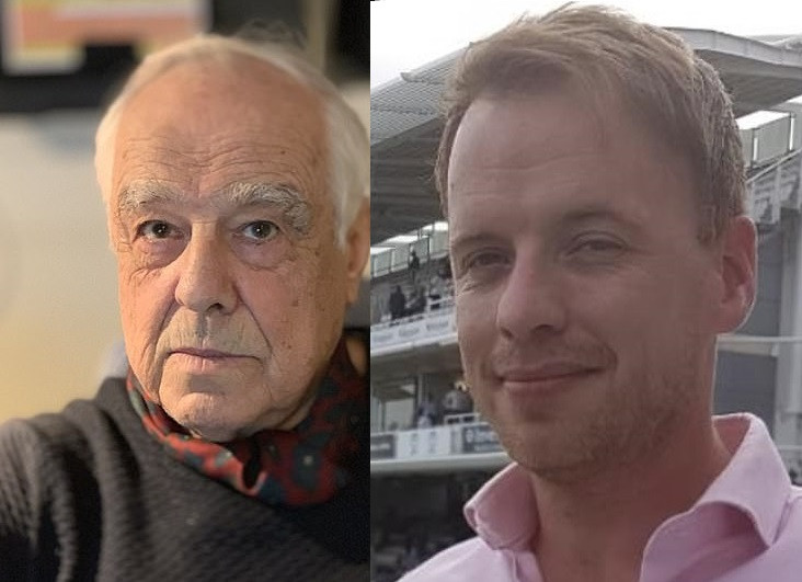 Update: Sir Richard Sutton's stepson, appears in court after being charged with murdering His multi-millionaire Father