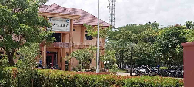 Alamat kantor Disdik Kabupaten Banjar
