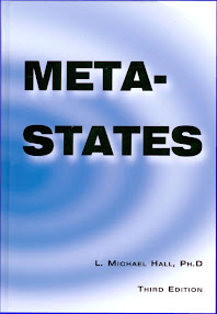 Cover of Michael Hall's Book Meta States Model