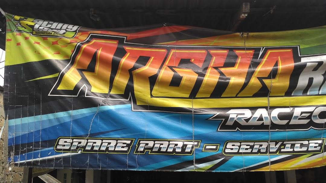 Desain Banner Bengkel Racing - desain spanduk keren