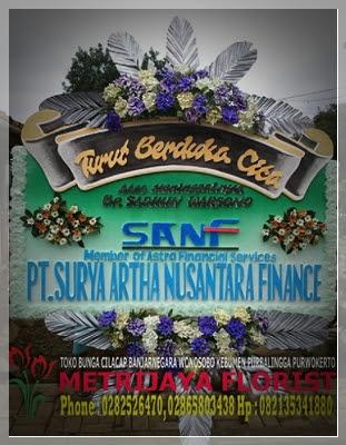 turut berdukacita dari PT.Surya Artha Nusantara Finance