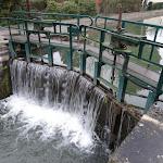 Canal de l'Ourcq : écluse