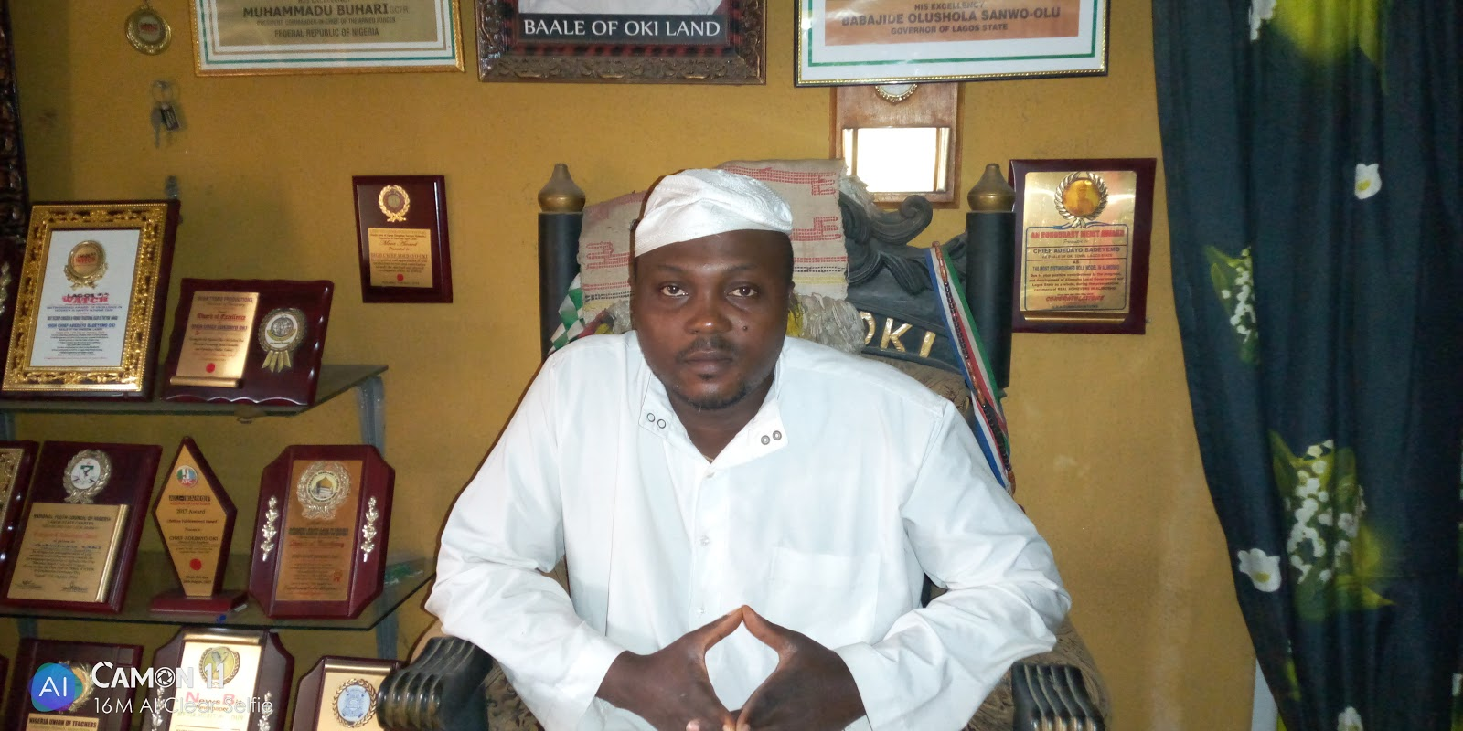 Amotekun,Solution to Insecurity Of Our Land-Baale Oki Kingdom
