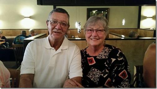 Don & Sharon 9th