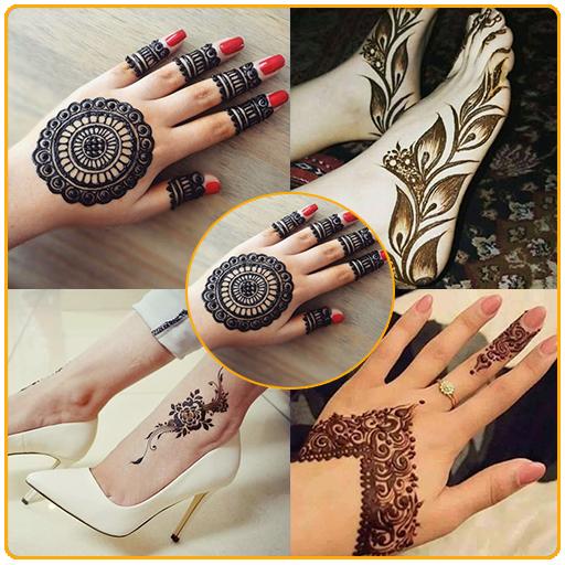 New Arabic Henna Eid And Wedding Mehendi Design