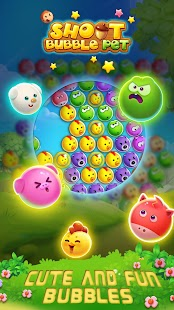 [Bubble Shoot Pet] Screenshot 15