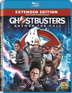 Ghostbusters 2016 720p BluRay