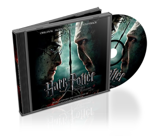 Trilha Sonora Harry Potter e as Relíquias da Morte Parte 2