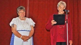 Kistérségi Nyugdíjas Találkozó - Jákó - 2015. video
