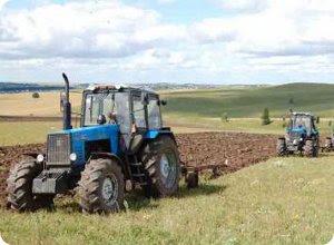 Ход весенних полевых работ в Тверской области