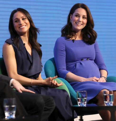 Meghan Markle and Kate Middleton are communicating 'more often' and discussing Netflix 'collaboration'