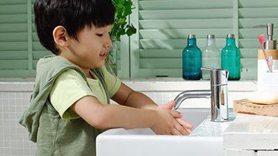 Cuci Tangan Pakai Sabun Turunkan Kasus Penyakit Diare dan ISPA