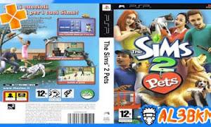 تحميل لعبة السيمز The Sims 2 psp iso مضغوطة لمحاكي ppsspp
