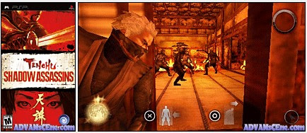 Tenchu: Shadow Assassins - USA