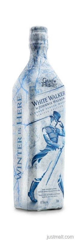 Game of Thrones® Inspired Whisky is Here in Celebration of the Hit TV Series