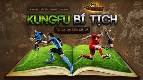 Kungfu Bóng Đá khởi động giải đấu Champion Cup 3