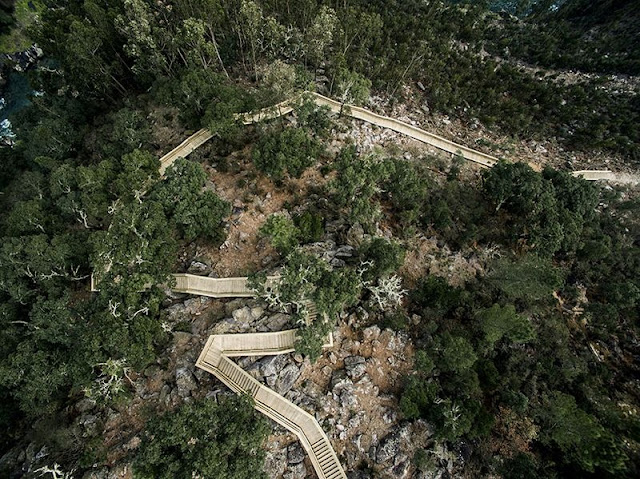 Passadiços do Paiva, em Portugal