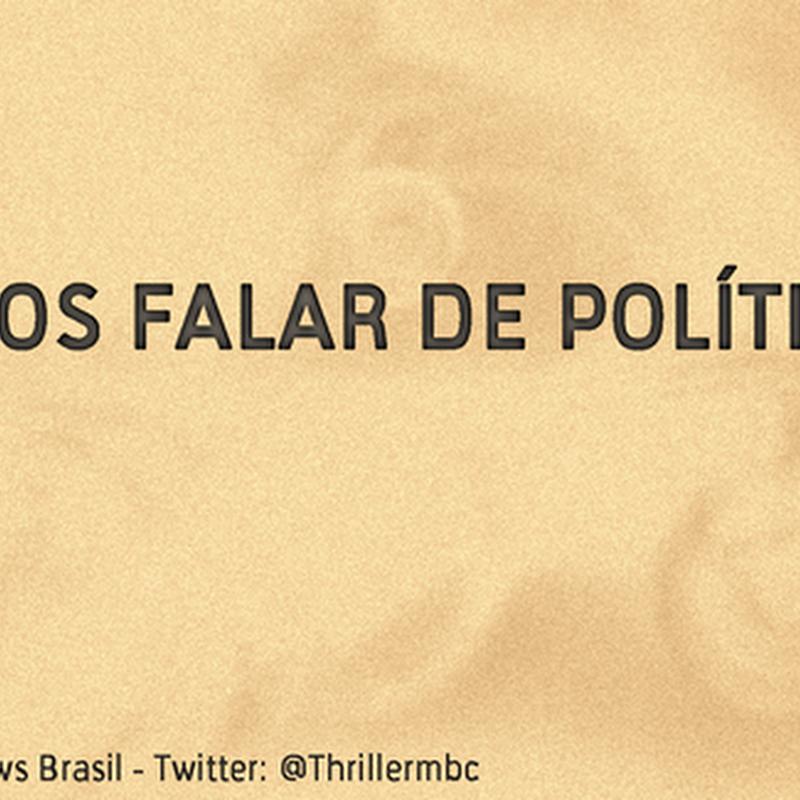 # FALAPOLITICA? : Perigo além do caos político: Entre direita normal para Bolsonaro