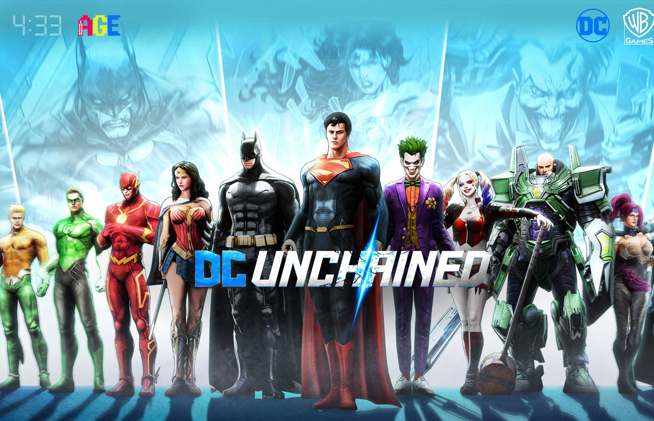 dc unchained gameplay and tutorial