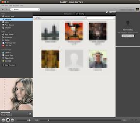 Spotify en Linux con Aplicaciones