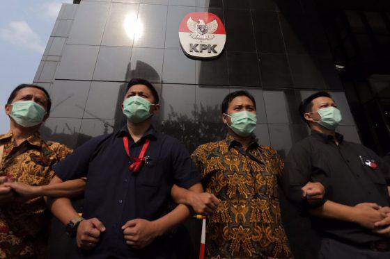 Firli Cs Dinilai Tak Serius Hadapi Sidang Sengketa Informasi Hasil TWK