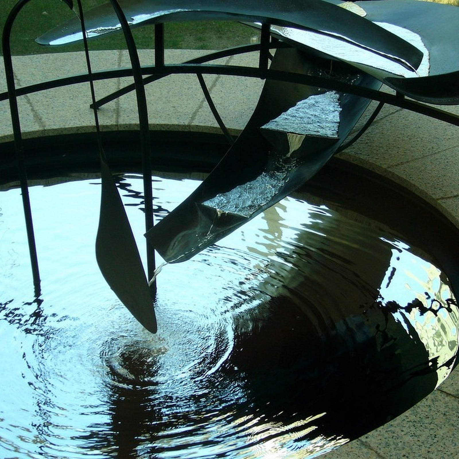 Toxic Art: The Almaden Mercury Fountain