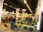 Hot en Gespot plein/Forum Federatie - opbouw