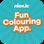 Nick Jr. Fun Colouring