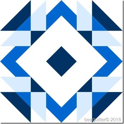 blue white block 16 with8inqube