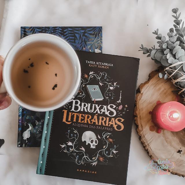 Resenha: Bruxas Literárias - Alquimia das Palavras