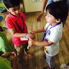 Friendship Day Celebration ( Nursery R.C. Vyas) 01-08-2017