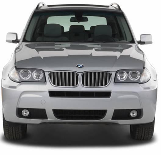 Bmw Z4 Price In Dubai: BMW Automobiles: Bmw X3 2007