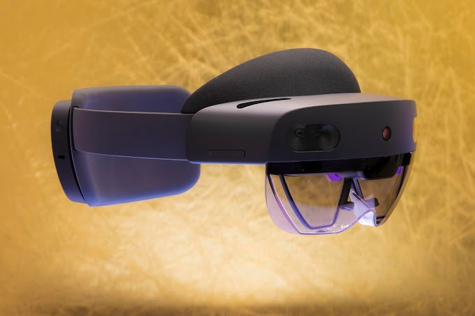 Microsoft Announces HoloLens 2 Mixed Reality Headset For $3,500