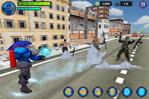 Requin humain: le nouveau héros monte  captures d'écran 3