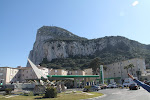 27e Zonnewijzer. Dé zonnewijzer in Gibraltar