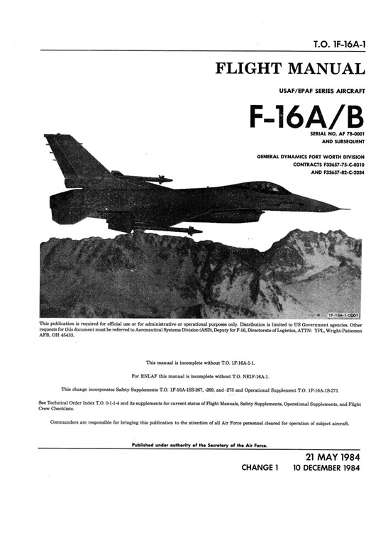 [F-16AB+Fighting+Falcon+Flight+Manual+%28Early%29_01%5B2%5D]