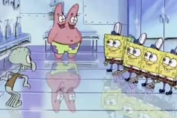 Hal aneh & Teori Gelap Kartun Spongebob Squarepants